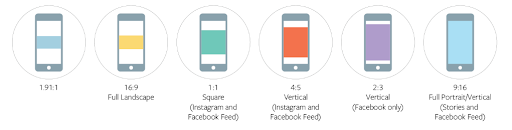 Facebook Aspect Ratios