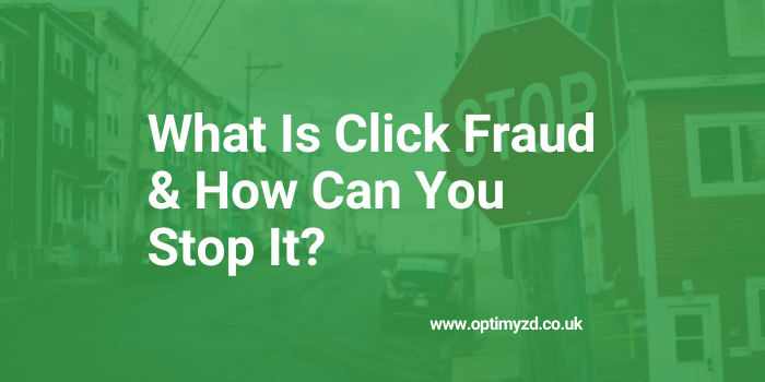 Click Fraud Blog Post Header
